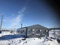 Блочная кустовая насосная станция БКНС